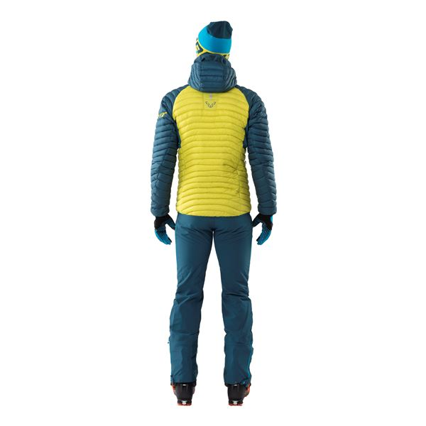 Dynafit Radical Down Hooded Jacket pánská bunda