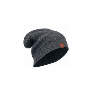Buff Knitted Hat Gribling EXC Grey čepice