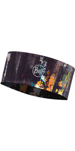 Buff Headband Fastwick R-Graffiti Black čelenka