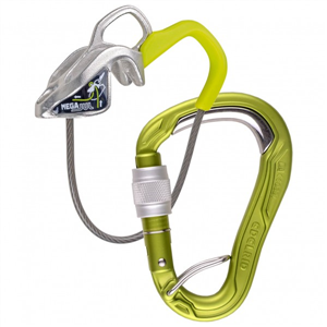 Edelrid Mega Jul Belay kit- jistítko