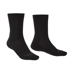Bridgedale Hike LightWeight Merino Performance black 40-43