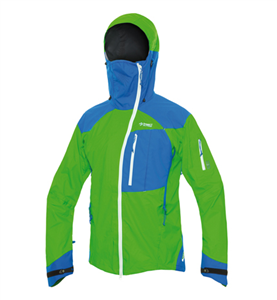 Direct Alpine Guide 6.0 mebránová bunda green/blue M