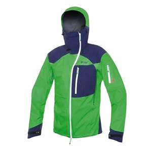 Direct Alpine Guide 6.0 mebránová bunda green/indigo XXL