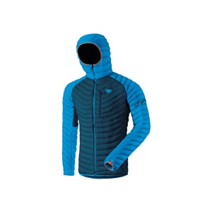 Dynafit Radical Down Hooded Jacket pánská bunda frost S