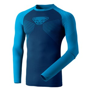 Dynafit Speed Dryarn Men L/S TEE pánské triko methyl blue L