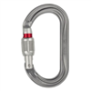 Petzl OK SCREW-LOCK karabina