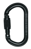 Petzl OK SCREW-LOCK Black karabina